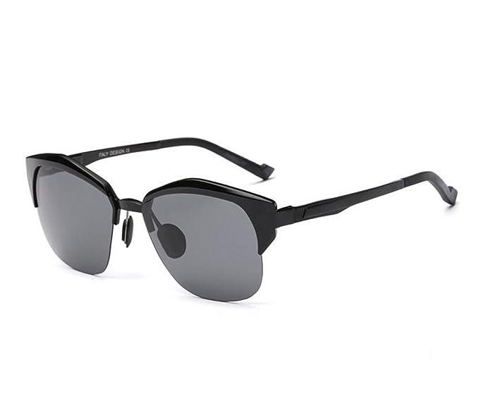 Addora Hombres Gafas Polarizadas Al Aire Libre Viajes Gafas De Deporte De Paseo Antideslumbrante Conducción Gafas