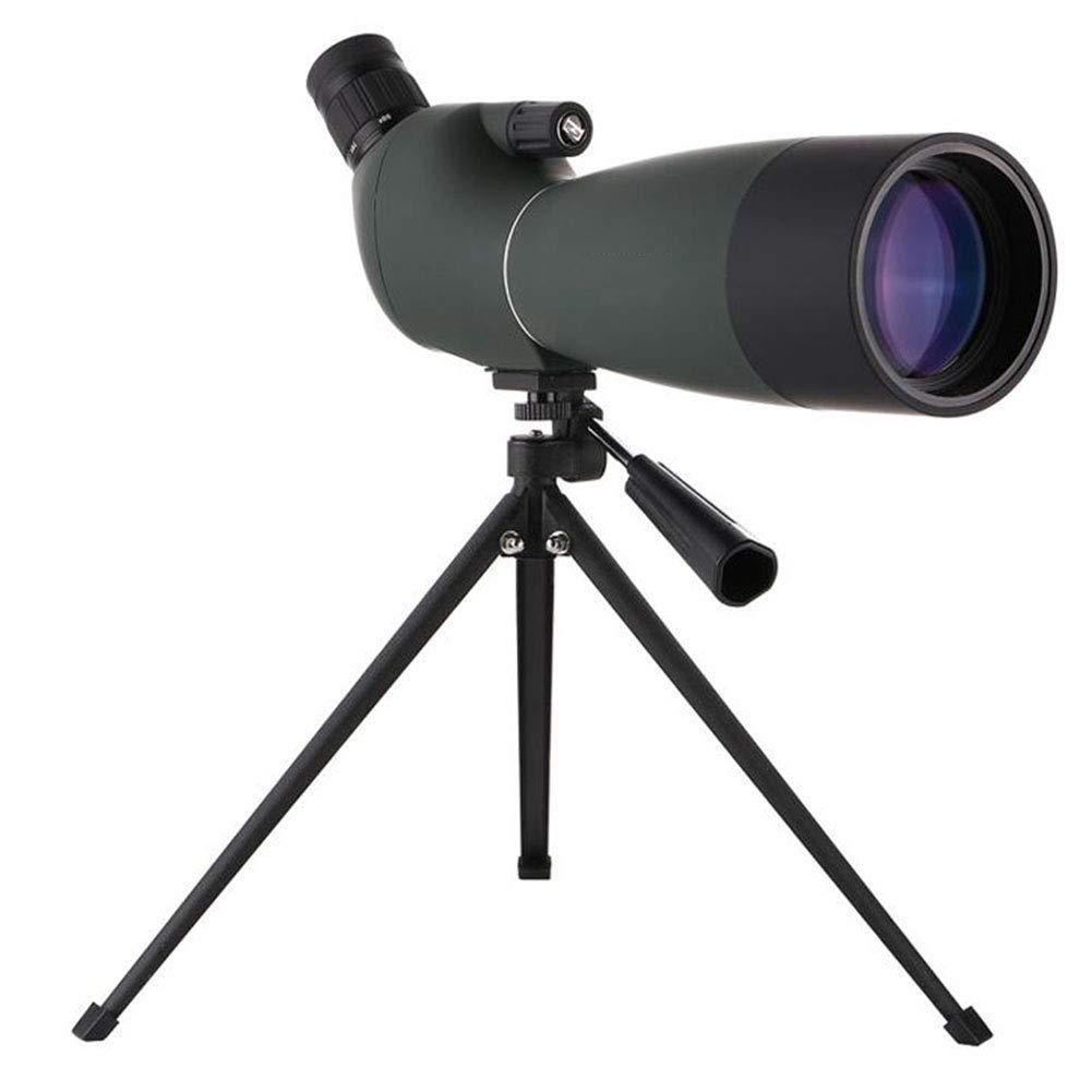TJSCY Astronomical Mirror, Bird Watching Monocular Zoom 25-75x70 High-Definition Night Vision Telescope, Suitable for Beginners, Children, Outdoor, Gifts by TJSCY
