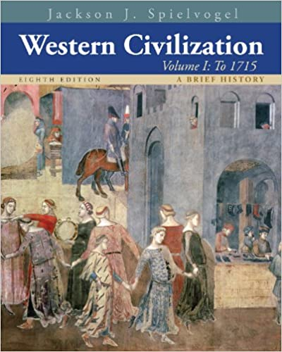Amazon western civilization a brief history volume i to western civilization a brief history volume i to 1715 8th edition kindle edition by jackson j spielvogel fandeluxe Images