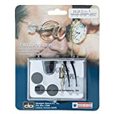 Donegan ELD 2.5-1 Watch And Clock Makers Double Eye Loupe, 4x-10x Magnification