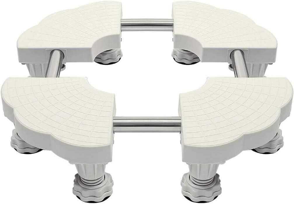 丸型拡張可能ブラケット洗濯機ベース調整可能高さ、8フィート空調ブラケット