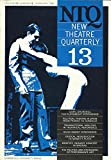 New Theatre Quarterly 13 9780521357913
