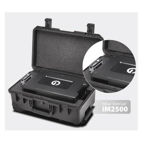 G-Technology G-SPEED Shuttle XL Protective Case - Pelican Storm iM2500 with Spare Drive Module Foam by G-Technology