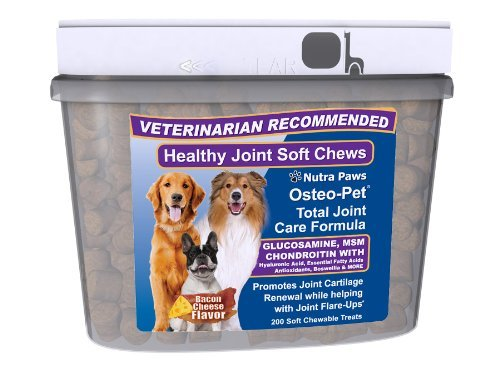 Value Size Osteo-Pet® Glucosamine Soft Chews - 200ct
