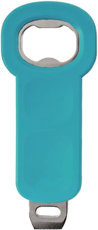 True Fabrication Dimple Bottle Opener, Multicolor