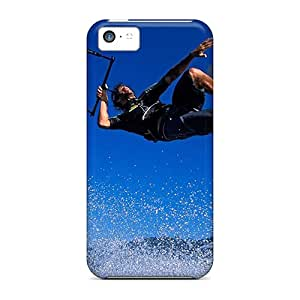 Shock-dirt Proof Pro Kiteboarder Sport Case Cover For Iphone 5c