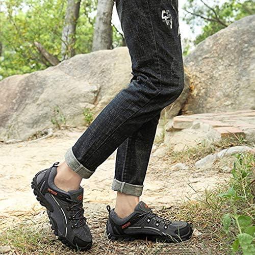クライミングシューズ ウォーキングシューズ 防滑スポーツ 靴 メンズ 耐摩耗性 幅広 ハイキングシューズ 防臭 軽量 おしゃれ コンフォートシューズ 疲れにくい スニーカー登山靴 アウトドアシューズ