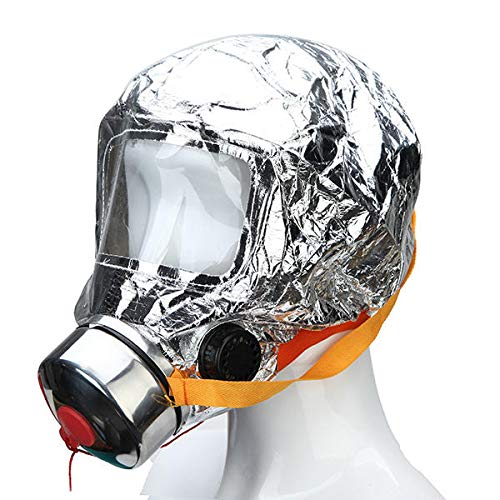 TZL30 Personal Fire Escape Mask Smoke Protection Security Mask for Home Hotel Office -Safety & Protective Gear Masks - 1 x TZL30 Fire Escape -