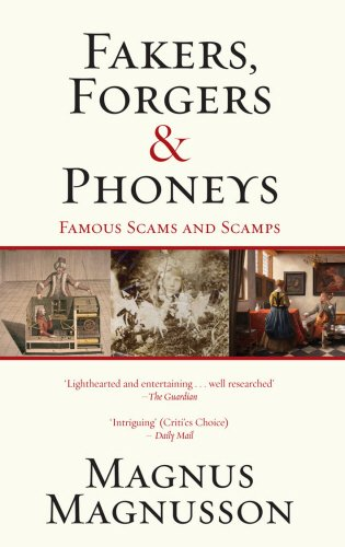 Fakers, Forgers & Phoneys: Famous Scams and Scamps