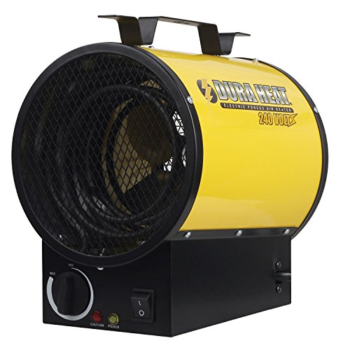 Dura Heat EUH4000 Forced Air Heater, 13640 (Electric Fan Forced Heater)
