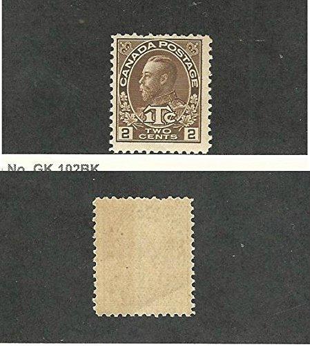 Canada, Postage Stamp, MR4 Mint NH, 1916 War Tax