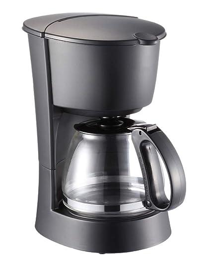 WJP Máquina de café Doméstica y Comercial, máquina de café por Goteo automática, cafetera