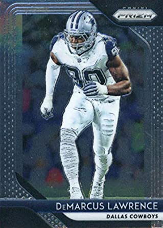 1518bbd7295 2018 Panini Prizm #150 DeMarcus Lawrence Dallas Cowboys NFL Football  Trading Card