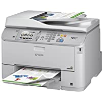 Epson C11CD08201 WorkForce Pro WF-5620 Inkjet Multifunction Printer - Color - Plain Paper Print - Desktop - Copier/Fax/Printer/Scanner
