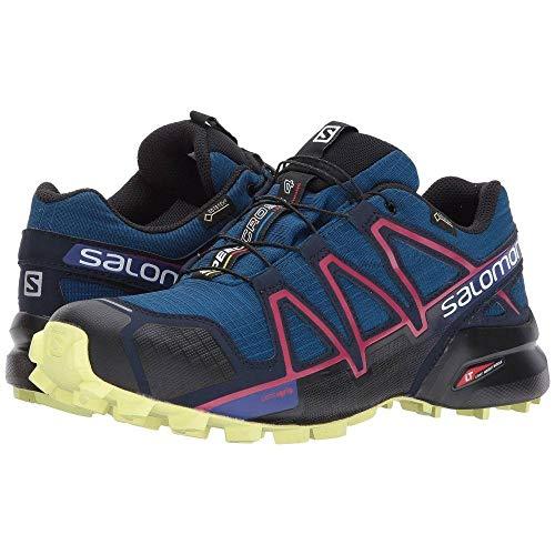 (サロモン) Salomon レディース ランニング?ウォーキング シューズ?靴 Speedcross 4 GTX [並行輸入品]