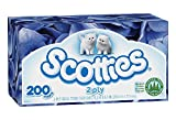 Scotties 2-Ply Facial Tissue, 200 Count (Pack of 24)