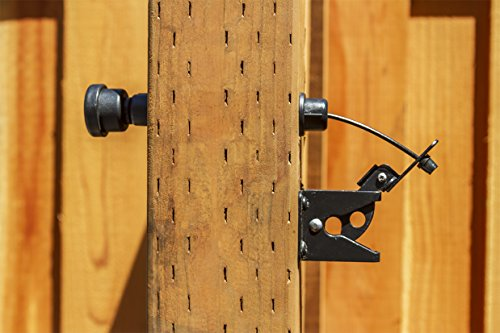 Защелки для ворот EZ Gate Latch