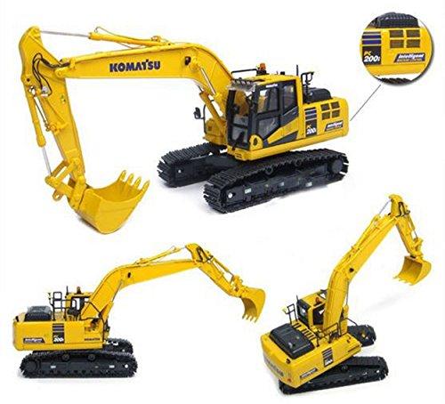 komatsu-pc200i-10-tracked-excavator-uh8017-1-50-scasle-diecast-model