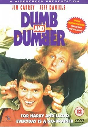 Amazon com: Dumb and Dumber [Region 2]: Jim Carrey, Jeff