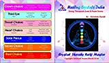 Healing Crystals India 10 Carat Moldavite Stones