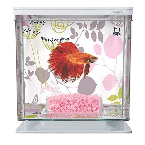Marina Betta Aquarium Starter Kit, Flora