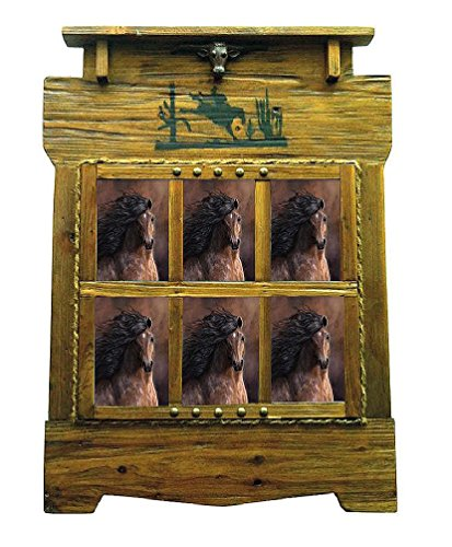 Montana West Western Rodeo Wooden Wall Photo Frame by Montana West