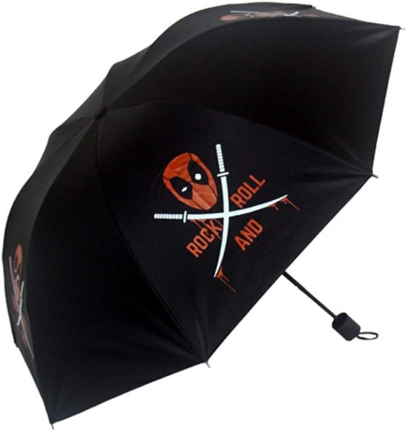 GUANHONG Tres Veces Protector Solar Paraguas Hombre Wei Muerto ...