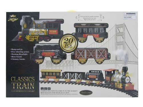 B O Classic Train Set; A Quantity of 1 Package by DollarItemDirect