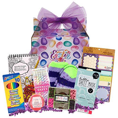 Teen Girls Easter Gift Basket