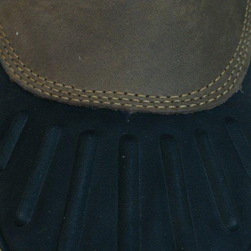 Sebago WELLS RIVERBANK TALL B17203 - Botas de nieve de cuero para hombre Marrón