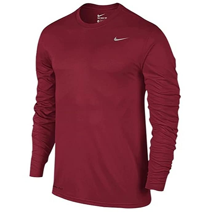 636d46e3 Image Unavailable. Image not available for. Color: NIKE Men's Legend Long  Sleeve ...