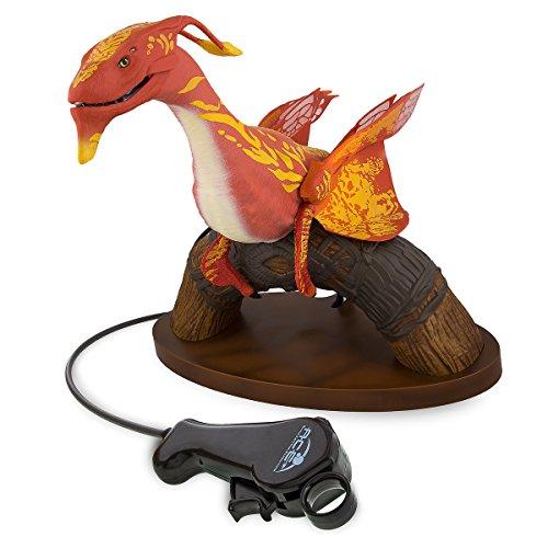Red Dragon Shoulder Puppet - Walt Disney World - Pandora - The World of Avatar Interactive Banshee Toy + Stand - Red