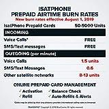 BlueCosmo Inmarsat IsatPhone 2.1 Satellite Phone