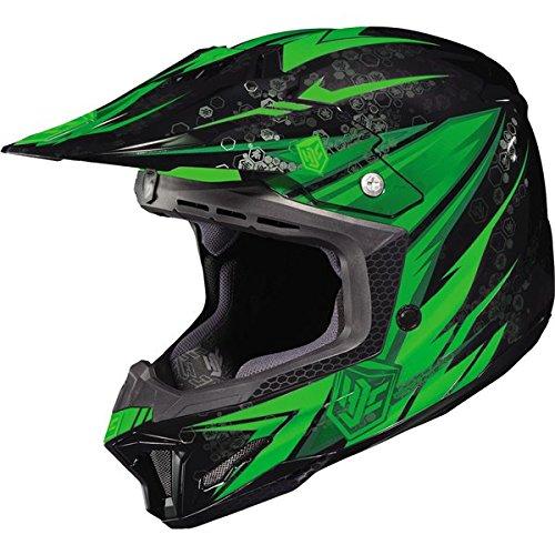 Green Icon Helmet - 6
