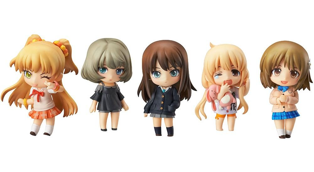 Good Smile Company - The Idolmaster 2 assortiment figurines NendGoldid Stage 02 7 cm ( (japan import)