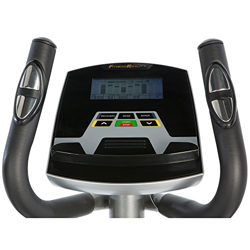 Fitness Reality E5500XL Magnetic Elliptical Trainer with Comfortable 18'' Stride by Fitness Reality (Image #4)