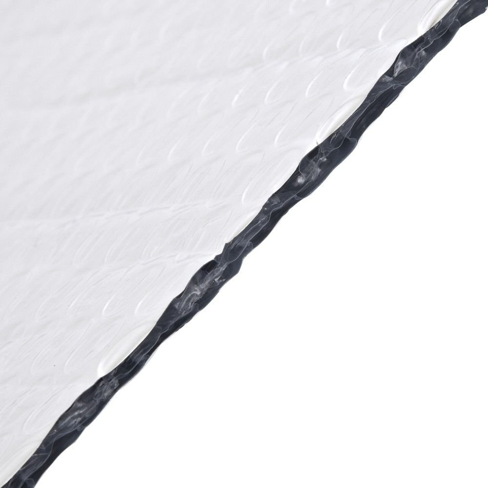 Double /Épaisseur Isolation Sol Toit Mur Biard Feuille Aluminium /à Bulles Rouleau 48m/² Isolant Thermique et Acoustique
