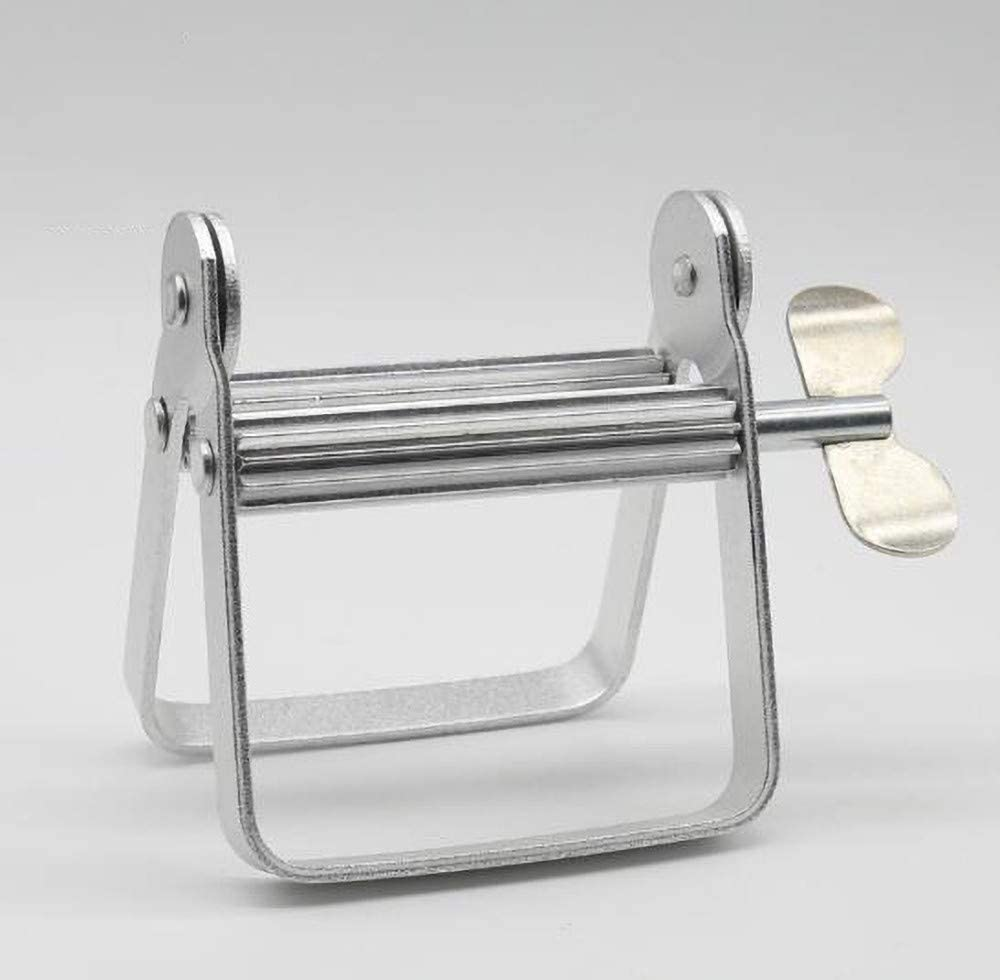 Hava Kolari Zahnpasta Tubenquetscher Maschine Quetscher Metall Tubenausdr/ücker Tuben Kosmetik Lebensmittel Tubenpresse Ausquetscher