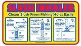 Slush Inhaler, 8''
