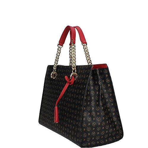 Nero Mujer Boston Bolso Pollini rosso Te8406pp02q1100b qwIx4Cntpz