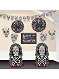 Day of the Dead Deluxe Room Decorating 10-Piece Kit