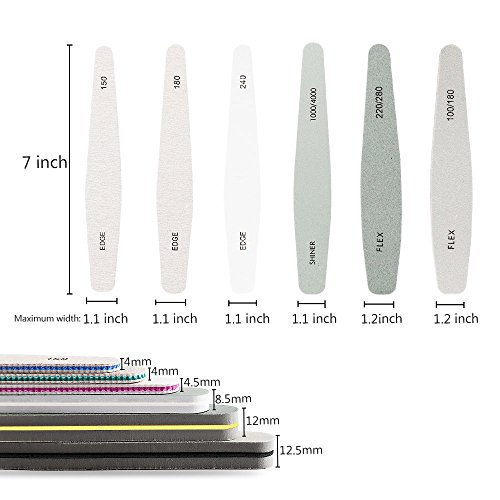 The 8 best nail files for gel nails