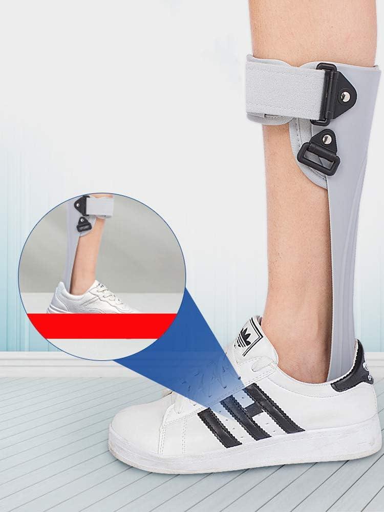 Drop Foot Brace Plantarfasziitis-Schienen zur Unterst/ützung des Sprunggelenks Assist Strap zur Unterst/ützung der Plantarfasziitis und verbesserte Gangart