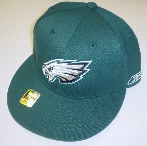 Philadelphia EaglesフラットビルFlex Hat by Reebok – OSFA   B007D5LJOG