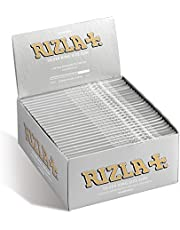 Rizla King Size Silver Slim Pack Of 10
