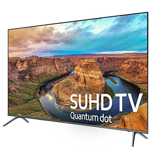 SAMSUNG UN60KS800DFXZA LED 4K 240 MR Full HD Smart TV, 60' (Certified Refurbished)