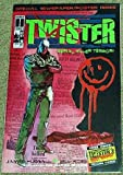 Twister No. 1 of 4 Dec with Special Newspaper Poster! (Serial Killer Terror)