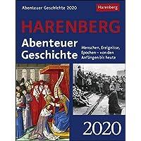 Abenteuer Geschichte 2020 12,5x16cm