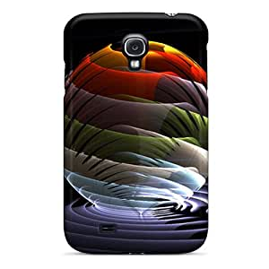 Ideal Rockcases Case Cover For Galaxy S4(sphere 3d), Protective Stylish Case