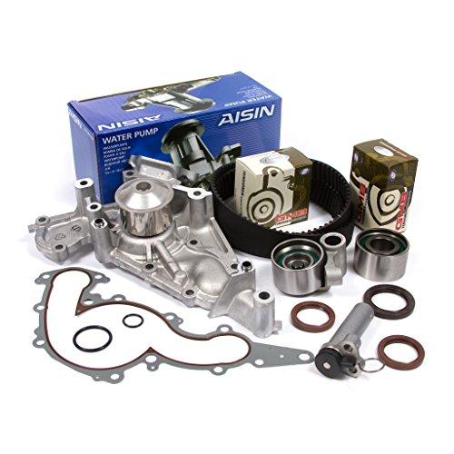 (Fits 90-97 Lexus 4.0 DOHC 32V 1UZFE Timing Belt Kit w/Hydraulic Tensioner AISIN Water Pump)